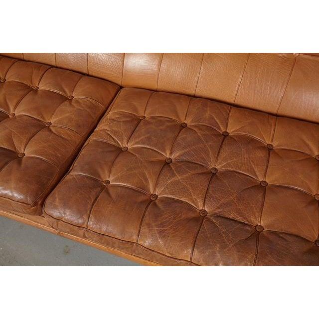 Arne Norell Merkur Sofa & Matching Lounge Chairs - Set of 3 - Image 7 of 9