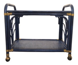 Image of Art Deco Bar Carts and Dry Bars