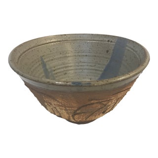 Vintage California Pottery Bowl For Sale