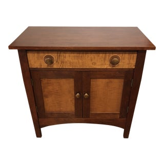 Stickley Furniture Harvey Ellis Nightstand For Sale