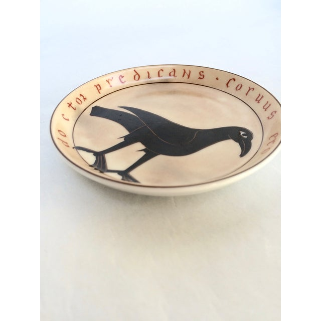 Black Bird Ashtray/Trinket Dish For Sale In Palm Springs - Image 6 of 6