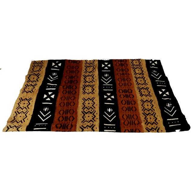 Mali Mud Cloth Textile - Image 1 of 7