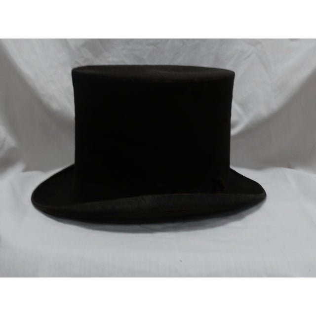 1900s Beaver Top Hat - Image 2 of 4