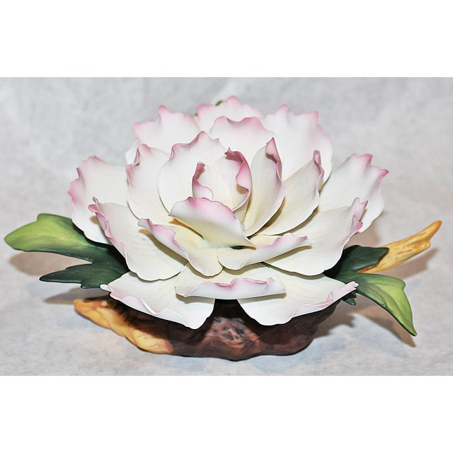 Andrea of Sadek Bisque-Porcelain Flower - Image 3 of 8