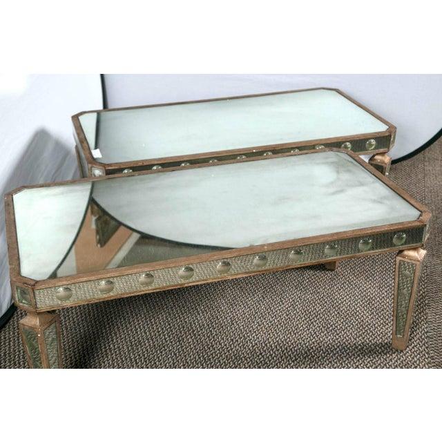 Hollywood Regency Coffee Tables - Pair - Image 5 of 6