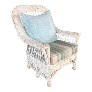 Sunrise Home Custom Wicker Chair