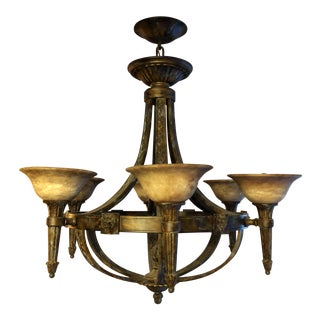 Imported European Chandelier For Sale