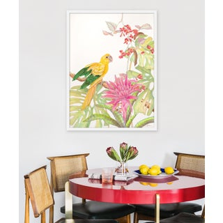 """Medium """"My Favorite Perch"""" Print by Allison Cosmos, 27"""" X 36"""" Preview"""