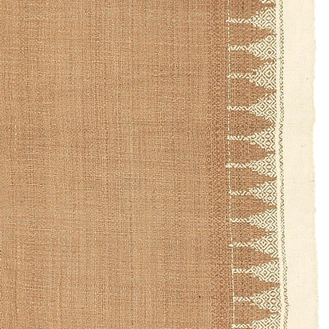 FJ Hakimian Mid 20th Century Moroccan Kilim - 3′4″ × 5′8″ For Sale - Image 4 of 5
