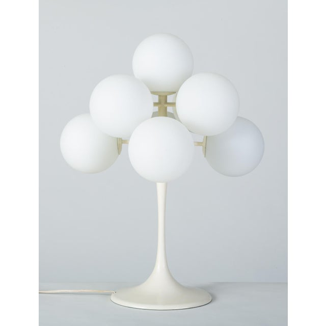 """Mid-Century Modern """"Figuration"""" Table Lamp by e.r. Nele for Temde Leuchten For Sale - Image 3 of 10"""