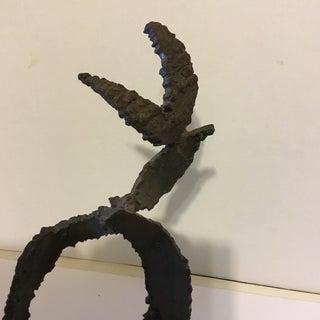 Brustilst Abstract Sculpture Preview