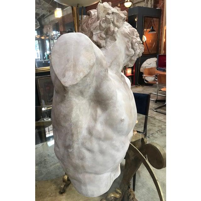 """Laocoon"" Plaster Bust Sculpture For Sale - Image 4 of 13"