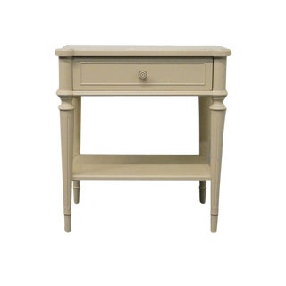 20th Century French Regency Thomasville Angelique Nightstand For Sale