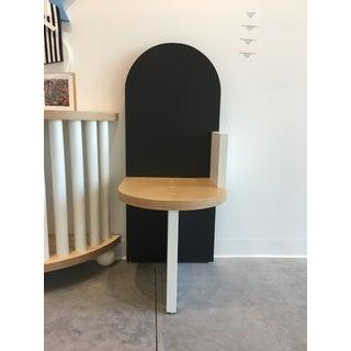 Angela Chrusciaki Blehm Black Arch Chair Preview