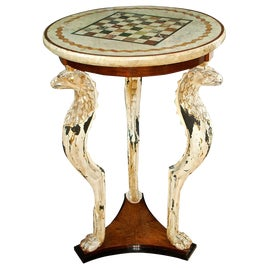 Image of Neoclassical Gueridon Tables
