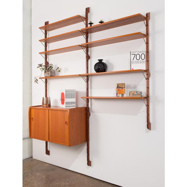 Ergo Wall Unit for Blindheim Møbelfabrik For Sale In New York - Image 6 of 10