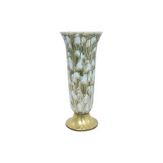 Delft Porcelain Vase For Sale