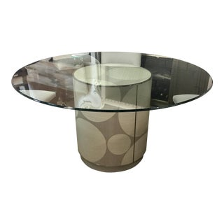 Contemporary Caracole Tranquil Dining Table For Sale