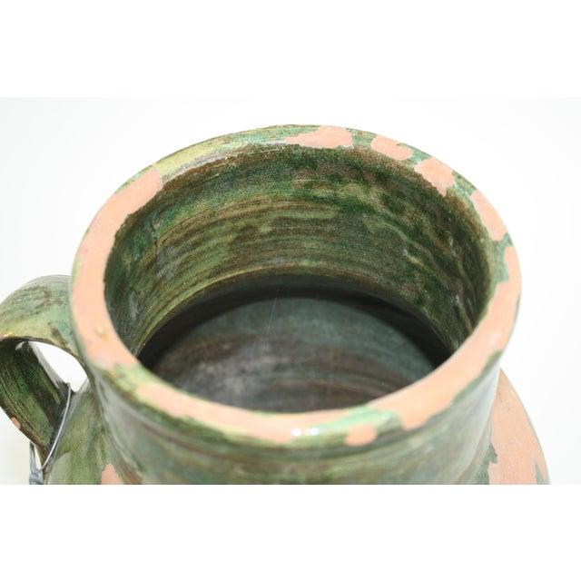 Antique Turkish Oil Pots- Set of 3 - Image 10 of 11