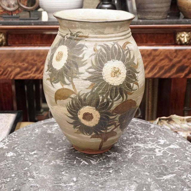 Exquisite Japanese Pottery Decaso