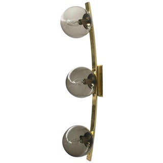 Cresta Sconce / Flush Mount by Fabio Ltd For Sale
