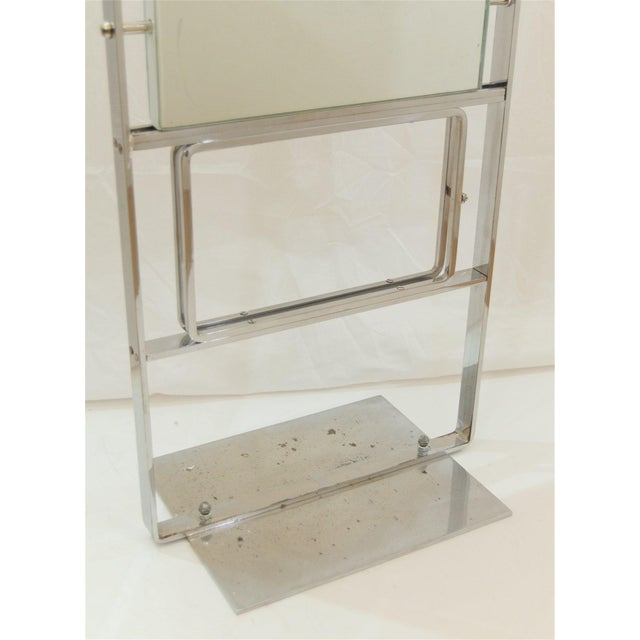 Double-Sided Deco Display Mirror For Sale - Image 4 of 7