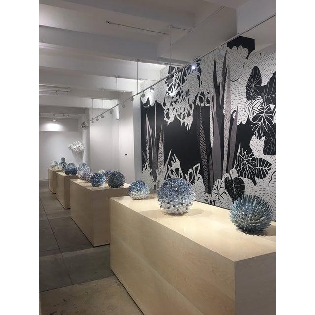 Eva Zethraeus (b.1971) is a ceramic artist living and working in Gothenburg, Sweden. Her artwork, ceramic sculpture...