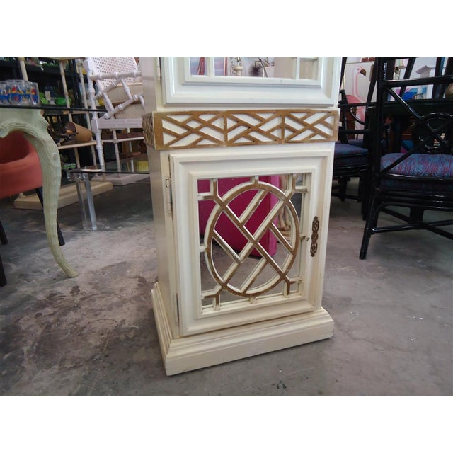Tall Vanleigh Fretwork Cabinet - Image 2 of 11