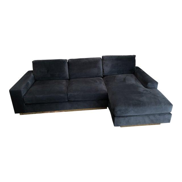Style de Vie Custom Modern Sectional For Sale