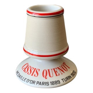 Antique French Cassis Quentin Match Strike For Sale