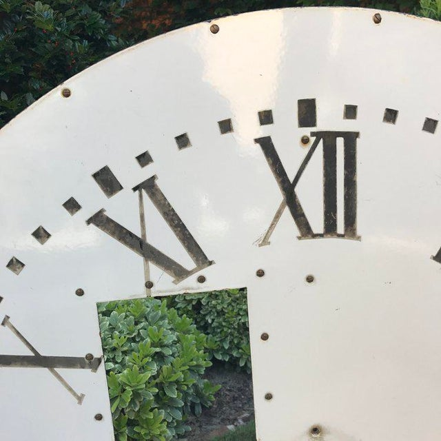 French Clock Face For Sale - Image 3 of 6