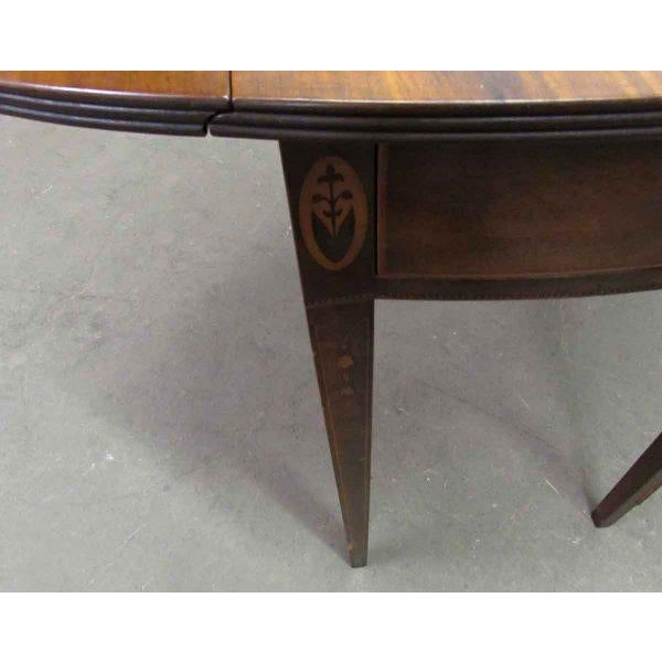 Small Drop Leaf Tables - a Pair For Sale - Image 6 of 7