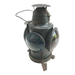 Rail Road Lantern For Sale