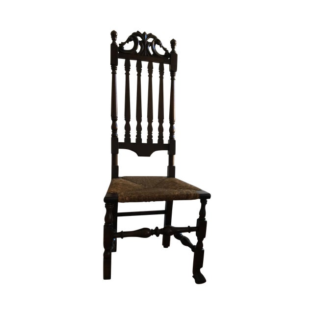Gothic Revival Highback Chair - Image 3 of 5
