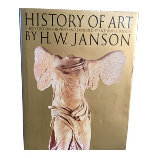 History of Art by H W Janson, Third Edition Book For Sale