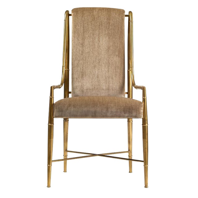Weiman/Warren Lloyd for Mastercraft The Imperial Chair - Set of 8 For Sale