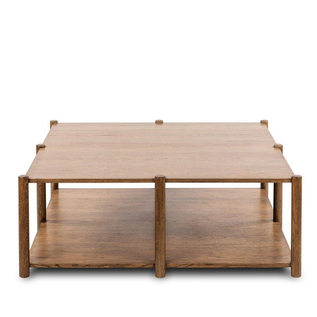 Please note that this item currently has a 14 week lead time. From our Josh Greene for Dowel Collection, which features 23...