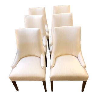 Modern Contemporary Chairs- Set of 6 For Sale