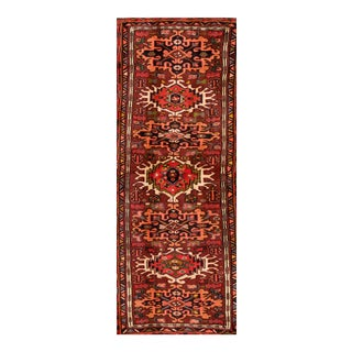 "Apadana - Vintage Persian Heriz Rug, 2'5"" x 6'"