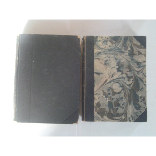 Vintage Leather Bound Books - Image 5 of 5