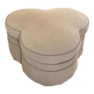Avery Boardman Nova Collection Custom Ottoman