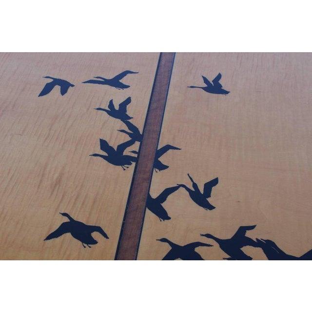 """Wendell Castle """"Goose Desk"""", 1983 For Sale - Image 5 of 10"""