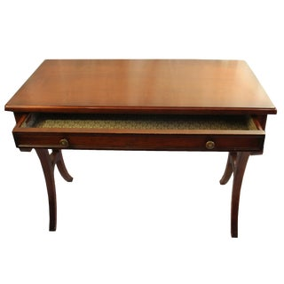 Traditional Baker Milling Road Small Desk For Sale