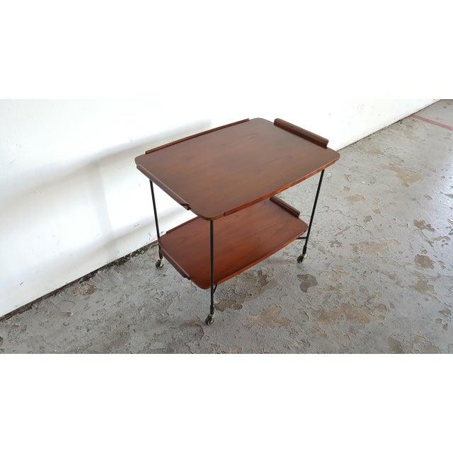 Atelje Glas & Tra Swedish Tea Cart - Image 4 of 11