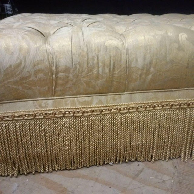Victorian Fainting Daybed - Image 4 of 5