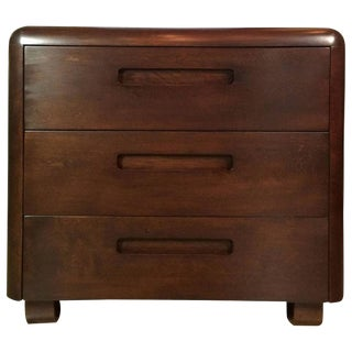 1940s Mid-Century Modern Paul Goldman Plymodern Dresser For Sale