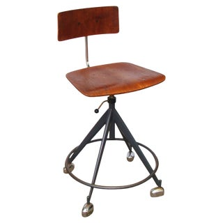 Kevi Artist or Drafting Chair Counter Stool Outstanding Design For Sale