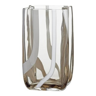 Tasch Carlo Moretti Murano Contemporary Mouth Blown Vase