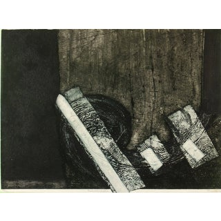 Francois Xavier Marange, Vintage French Abstract For Sale