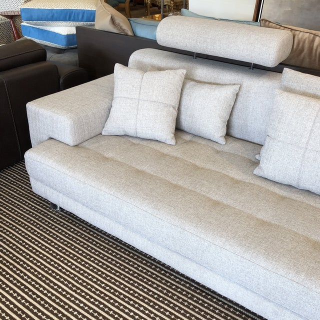 Contemporary Cepella Left Seated Sectional by Scandinavian Designs For Sale - Image 3 of 11